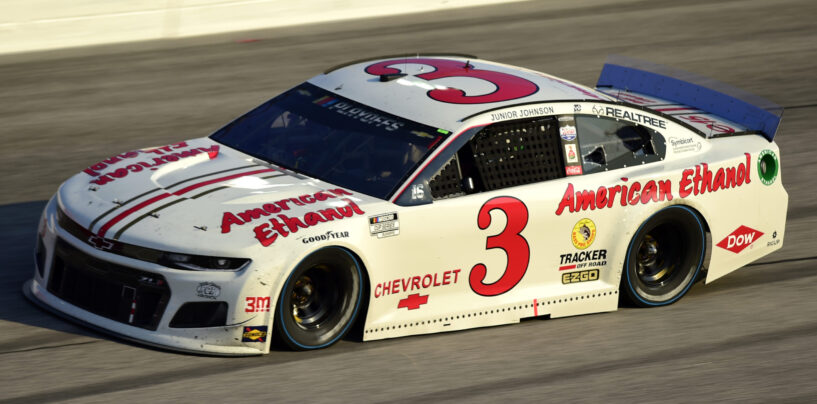 Austin Dillon Shows He Can Compete In NASCAR Playoffs With Runner-Up Finish At Darlington