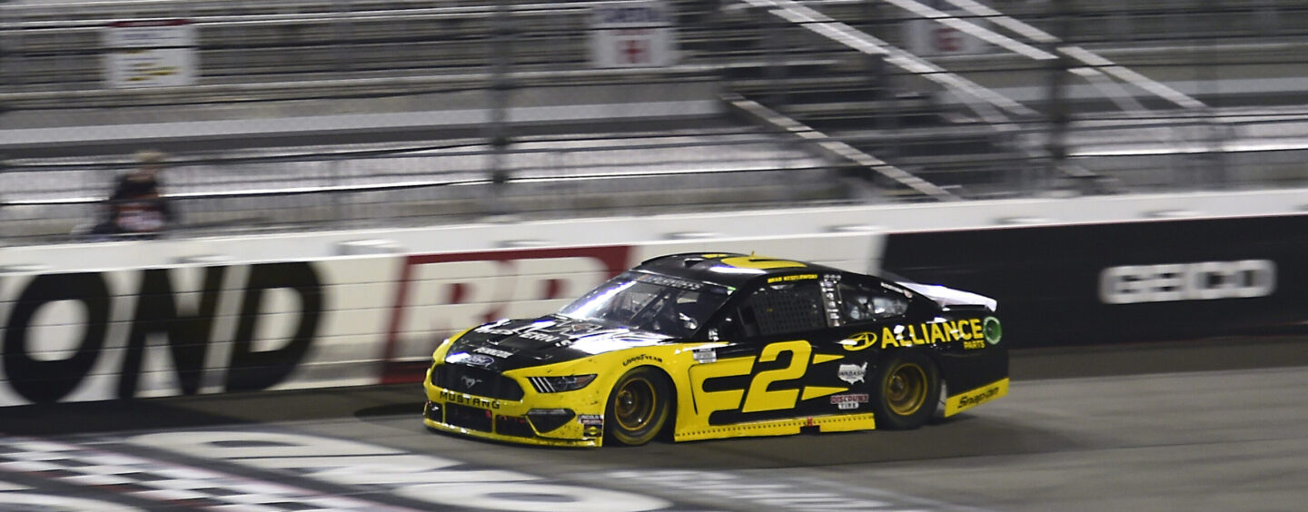 Brad Keselowski Dominates Federated Auto Parts 400 At Richmond Raceway