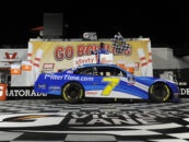 Justin Allgaier Captures Second Win Of Season With Victory In Go Bowling 250 At Richmond Raceway
