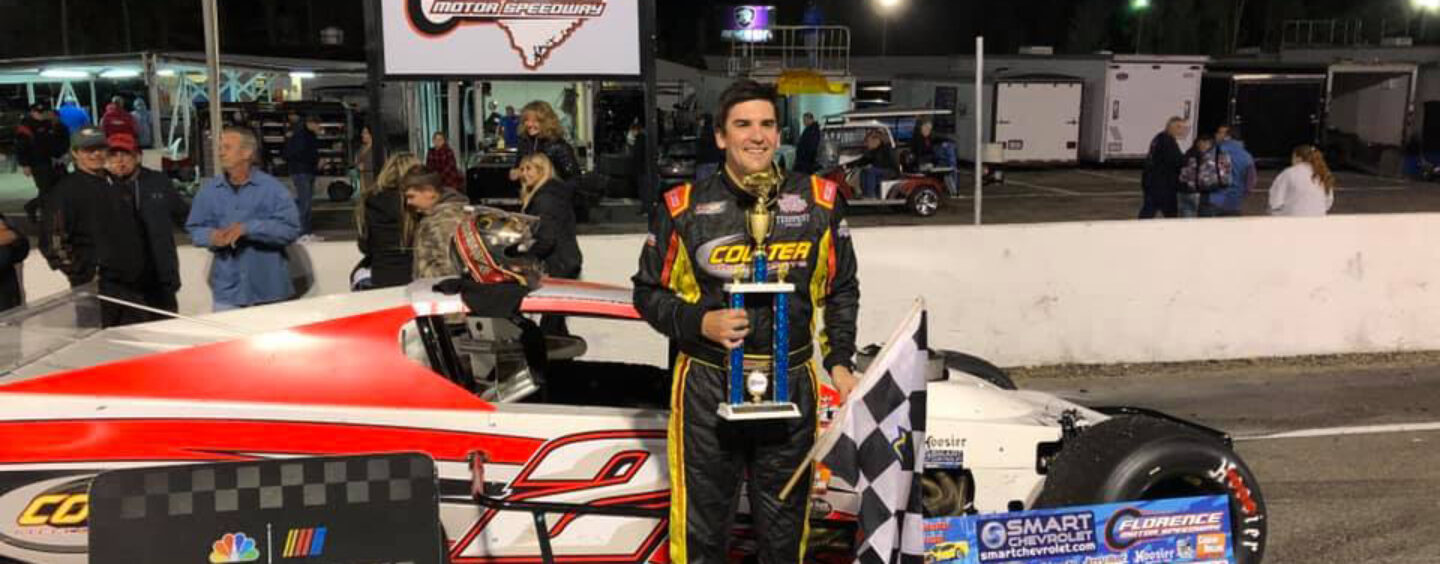 Joey Coulter Claims SMART Modified Win In Florence Debut
