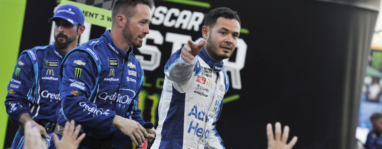 Hendrick Motorsports Signs Kyle Larson