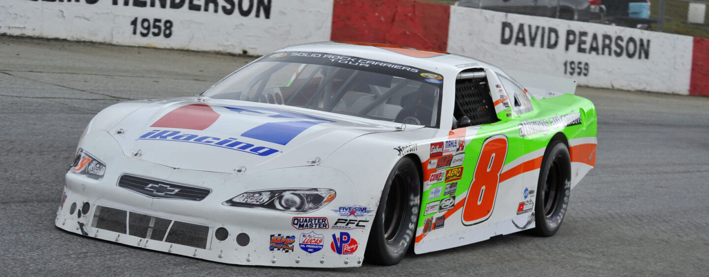 Fryar Holds On To Win LMSC Title; Berry Earns $30,000 With Old North State Nationals Win