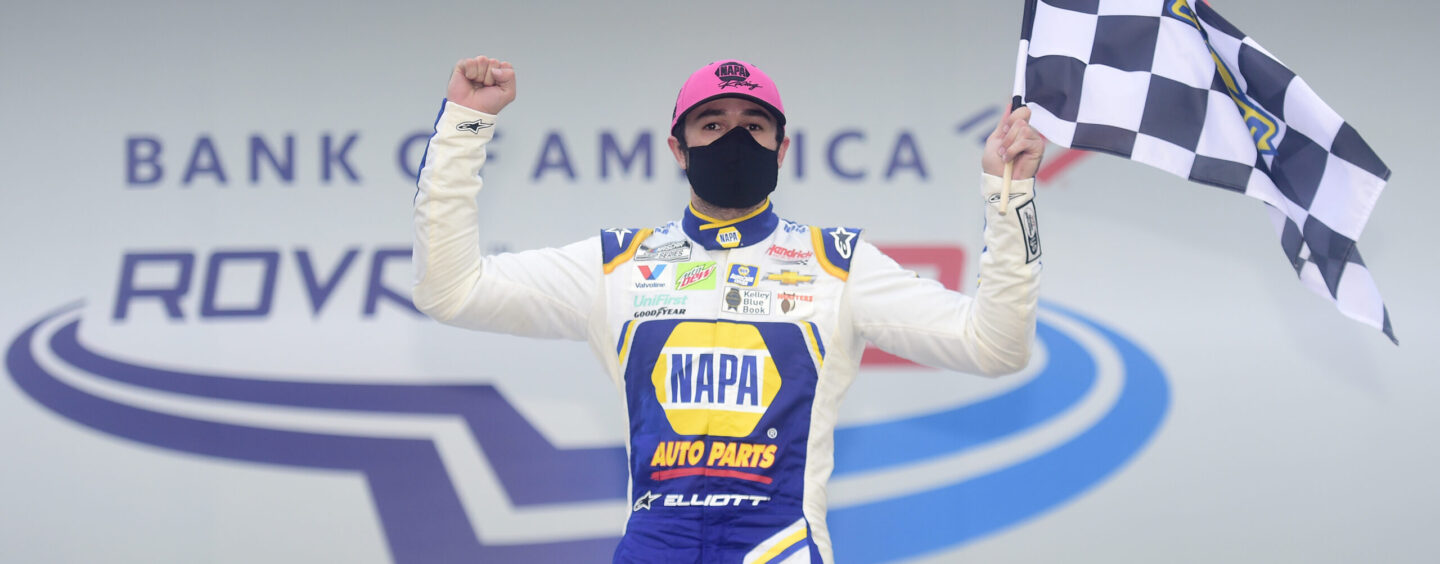 Chase Elliott Continues Road Course Dominance At The Charlotte Motor Speedway ROVAL