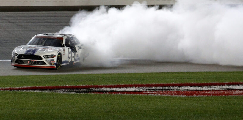 Briscoe Secures Championship 4 Spot With Xfinity Win At Kansas