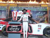 Harrison Burton Takes Lead In Final Turn, Earns Victory In O'Reilly Auto Parts 300 At Texas Motor Speedway