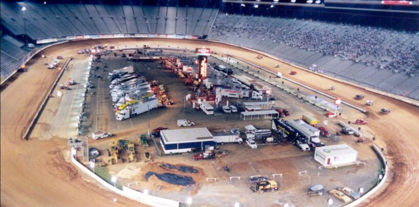 As Part Of Its 60th Anniversary Celebration, Bristol Motor Speedway Will Host Spring Food City Race On A Dirt Surface For The First Time In History