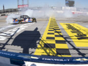 Canadian Raphael Lessard Records First Career Victory In Chevy Silverado 250 At Talladega