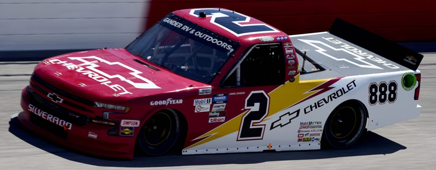 2021 Schedule Set For NASCAR Camping World Truck Series