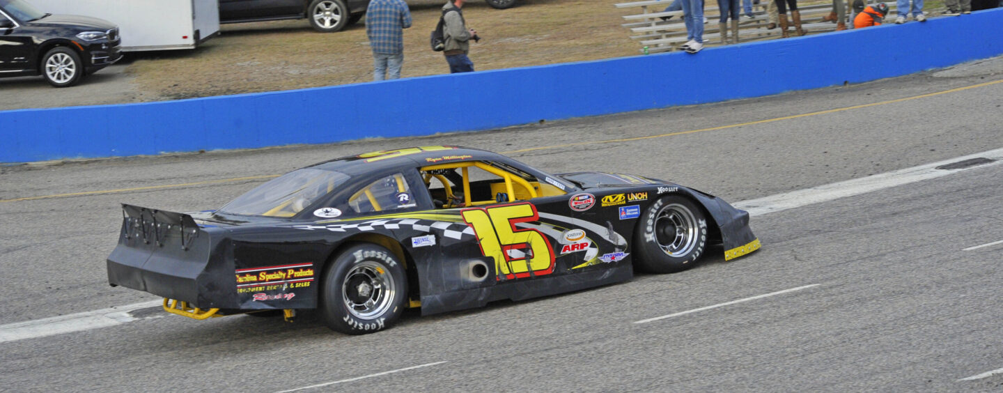 Ryan Millington Finishes A Career High Of Third In NASCAR Advance Auto Parts Weekly Series National Standings