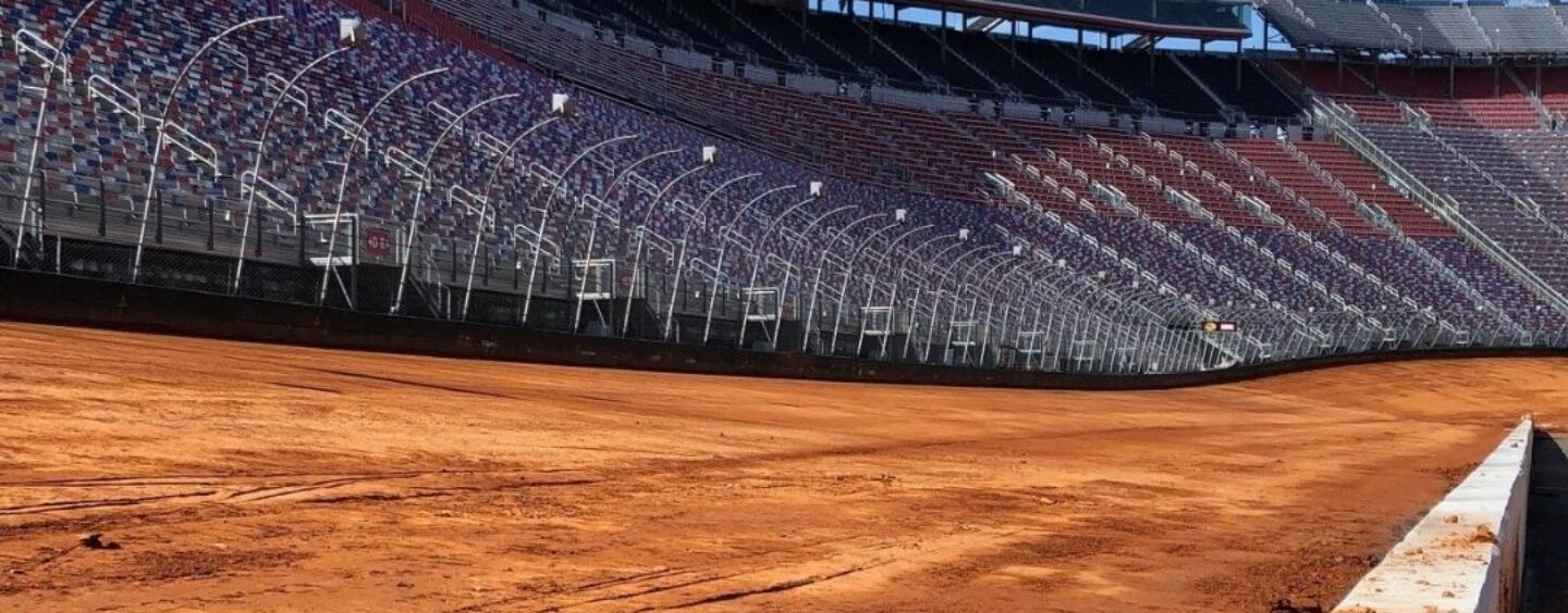 NASCAR Cup Series Racing Began In The Dirt And At Bristol In March The Sport Will Return To Its Roots For The First Time In More Than 50 Years