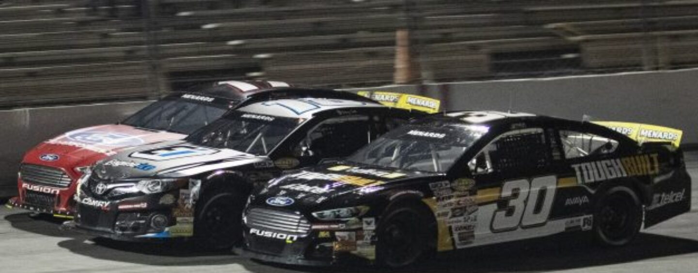 Rookie Max Gutiérrez Earns First ARCA Win In Photo Finish At New Smyrna