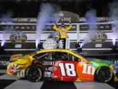 Kyle Busch Wins Busch Clash At Daytona Road Course As Elliott And Blaney Collide