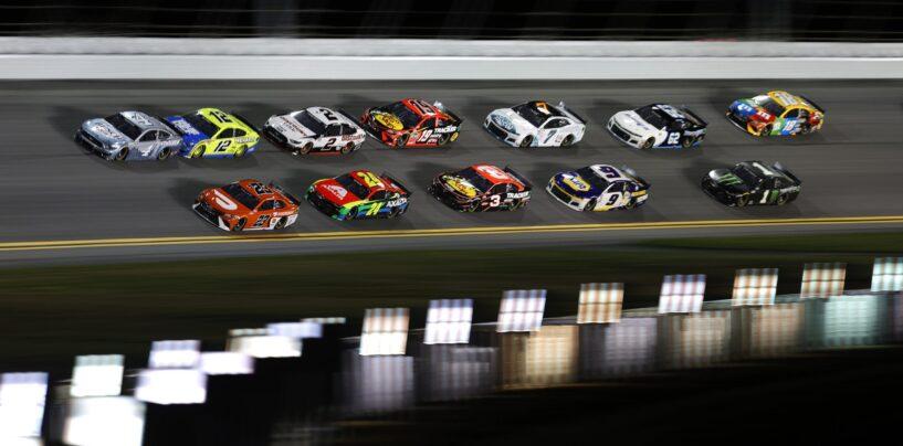 Almirola, Dillon Win Bluegreen Vacations Duels; Daytona 500 Front Row Adjusted