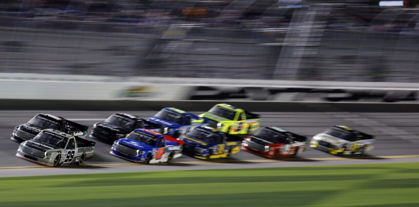 Ben Rhodes Edges Jordan Anderson To Capture First Daytona Victory