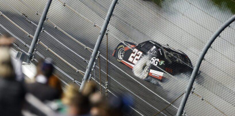 Austin Cindric Pulls Off Overtime Xfinity Victory At Daytona