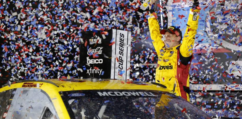 Michael McDowell Wins First Daytona 500 In 358th NASCAR Cup Series Start