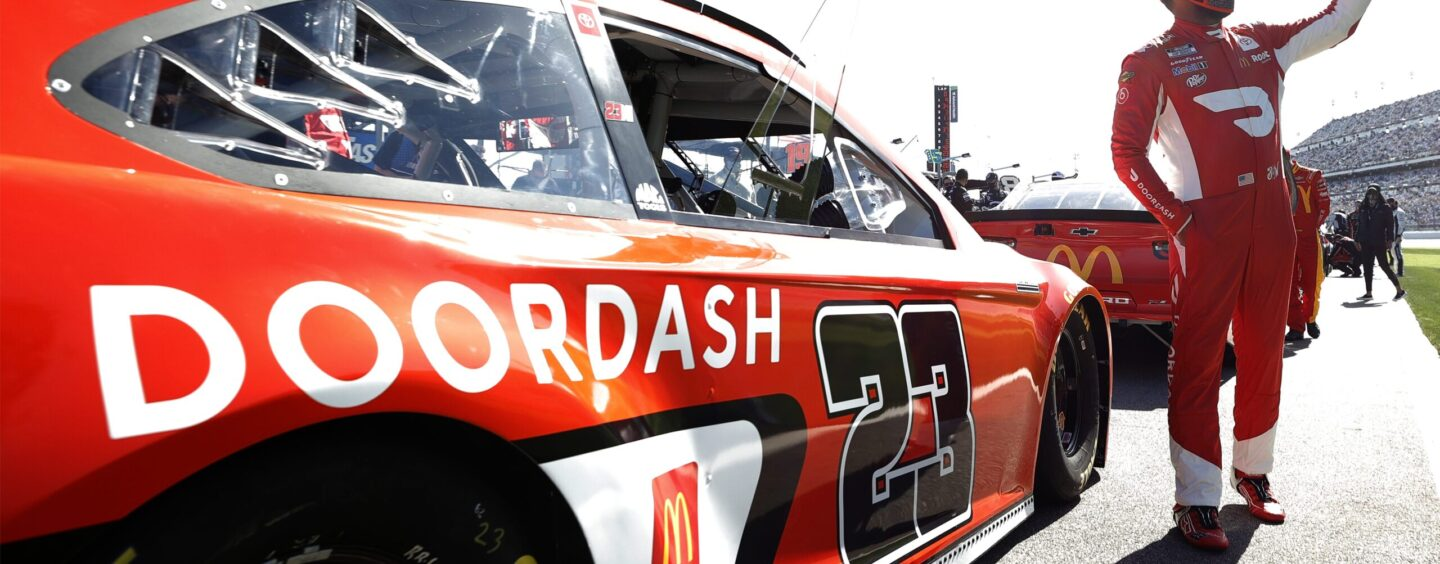 NASCAR Announces Multiyear Partnership With DoorDash