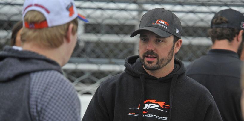 Josh Berry Had Impressive Run At Daytona Prior To Leaders Crashing In Closing Laps