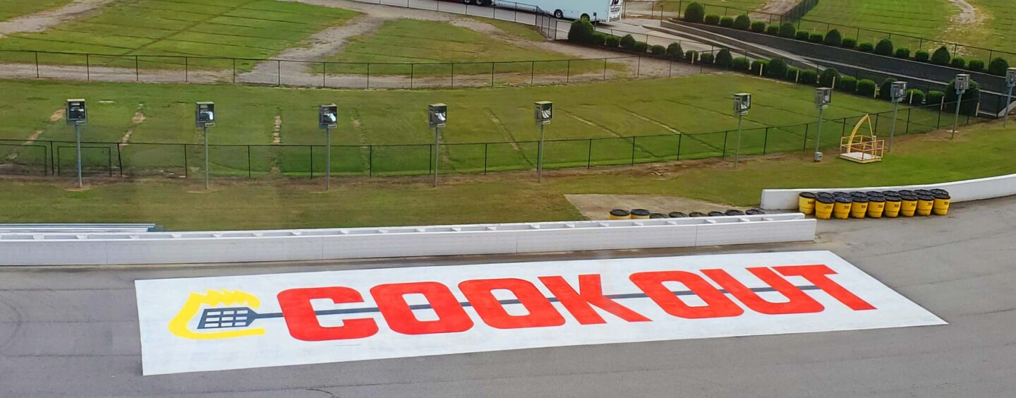 Darlington Raceway & Cook Out Renew Entitlement For Cook Out Southern 500®