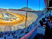 Photos From The Press Box: Inaugural NASCAR Dirt Races At Bristol Motor Speedway