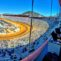 Photos From The Press Box: Inaugural NASCAR Dirt Races At Bristol Motor Speedway