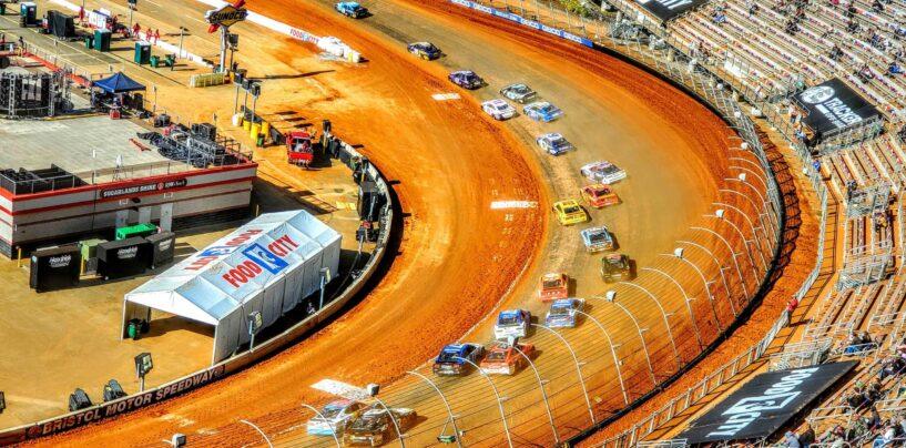 NASCAR Dirt Racing Returns To Bristol Motor Speedway In 2022