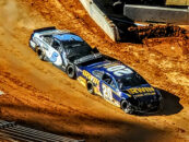 Christopher Bell And Kyle Larson Tangle Early At Bristol In Food City Dirt Race