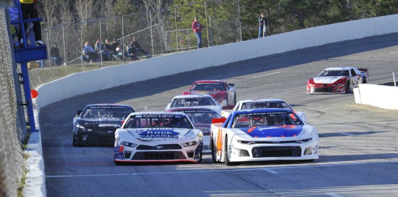 STORY/PHOTOS: 2021 CARS Tour Black's Tire & Auto Service 125 At Dillon Motor Speedway