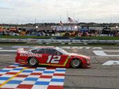 Ryan Blaney Takes Two South Carolina Short Tracks To Victory Lane At Atlanta Motor Speedway