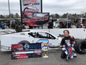 Heady Holds Off Labonte For SMART Mod Win At Florence  Motor Speedway