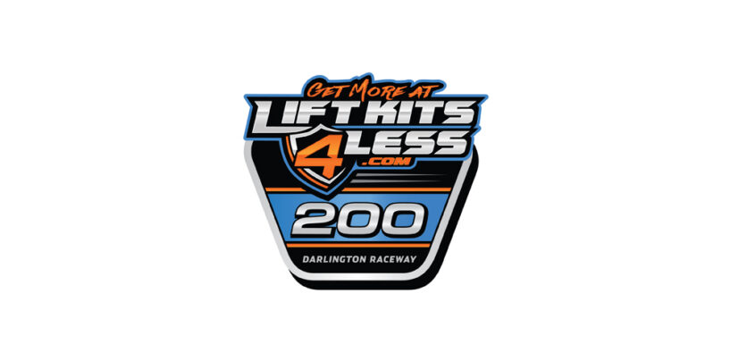 Darlington Raceway & The 4Less Group Partner On Entitlement For LiftKits4Less.com 200 NASCAR Camping World Truck Series Triple Truck Challenge Race On May 7
