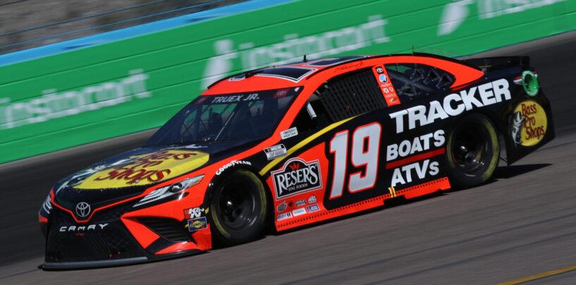 Martin Truex Jr. Snaps 29-Race Winless Streak At Phoenix Raceway