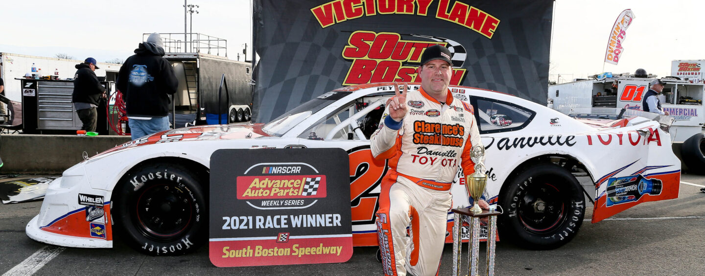Sellers Sweeps Back On Track Twin 75s At South Boston Speedway