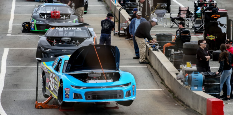 Drivers Excited About Return Of Racing At South Boston Speedway