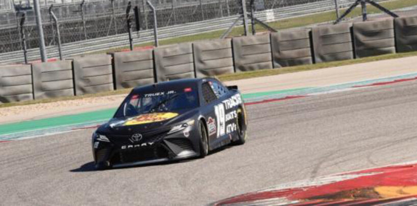 NASCAR At COTA Goodyear Tire Test