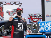 Kyle Busch Dominates The Fr8Auctions 200 At Atlanta Motor Speedway