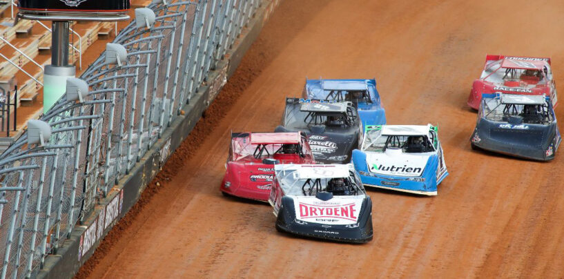 Final Day Of Racing For World Of Outlaws Bristol Bash Postponed Till Sunday At Bristol Motor Speedway