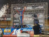 Richards And Stremme Earn Bristol Bash Victories At Dirt-Covered Bristol Motor Speedway