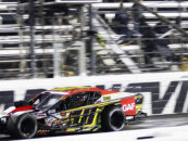 Eric Goodale Finally Gets To Bring The Grandfather Clock Home With Martinsville Win