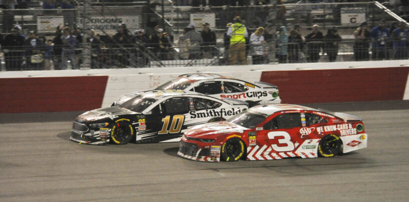 Austin Dillon Enters Richmond Raceway Needing A Momentum Boost