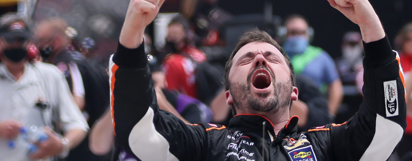 Short Track Community Reacts to Josh Berry's NASCAR Xfinity Series Win At Martinsville Speedway