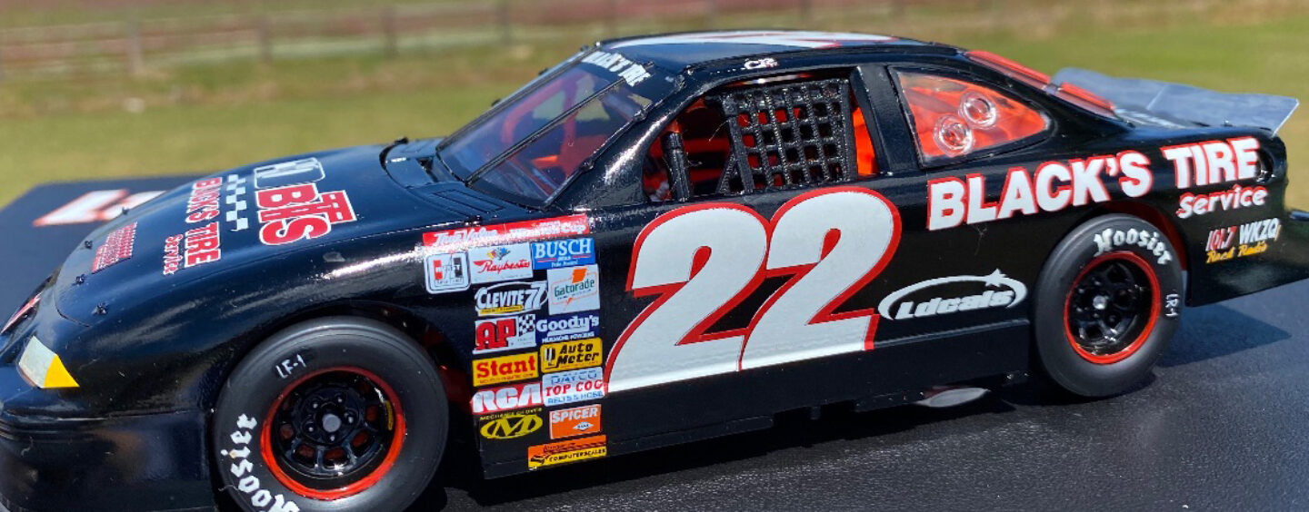Black's Tire Backing Father-And-Son Gilliland Duo At Darlington
