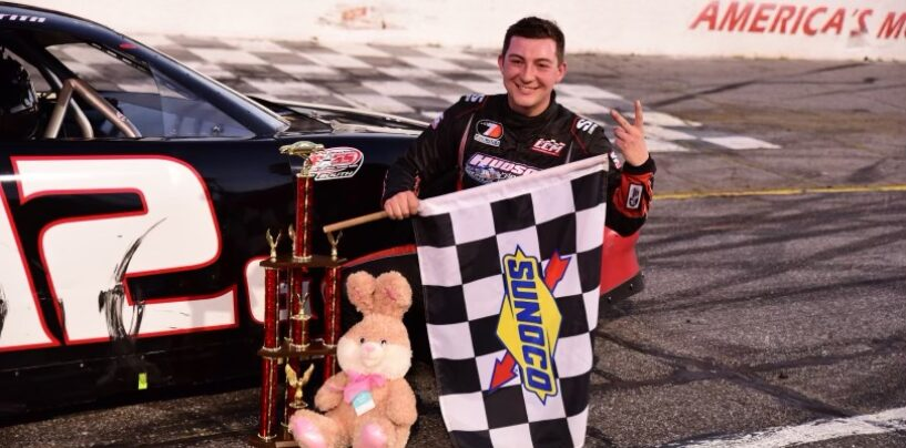 Griffith Sweeps Easter Bunny Weekend Wins At Hickory