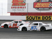 Sellers Rallies To Sweep South Boston Speedway Twinbill, Run SBS Win Total To Four