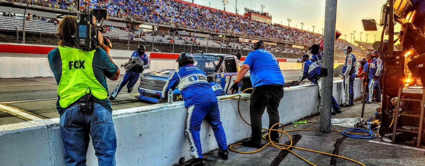 Darlington Raceway Expands Labor Day Weekend With NASCAR Camping World Truck Series Playoff Race