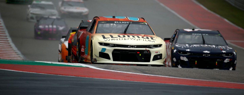 Chase Elliott Wins Rain-Shortened EchoPark Automotive Texas Grand Prix Sunday At Circuit Of The Americas