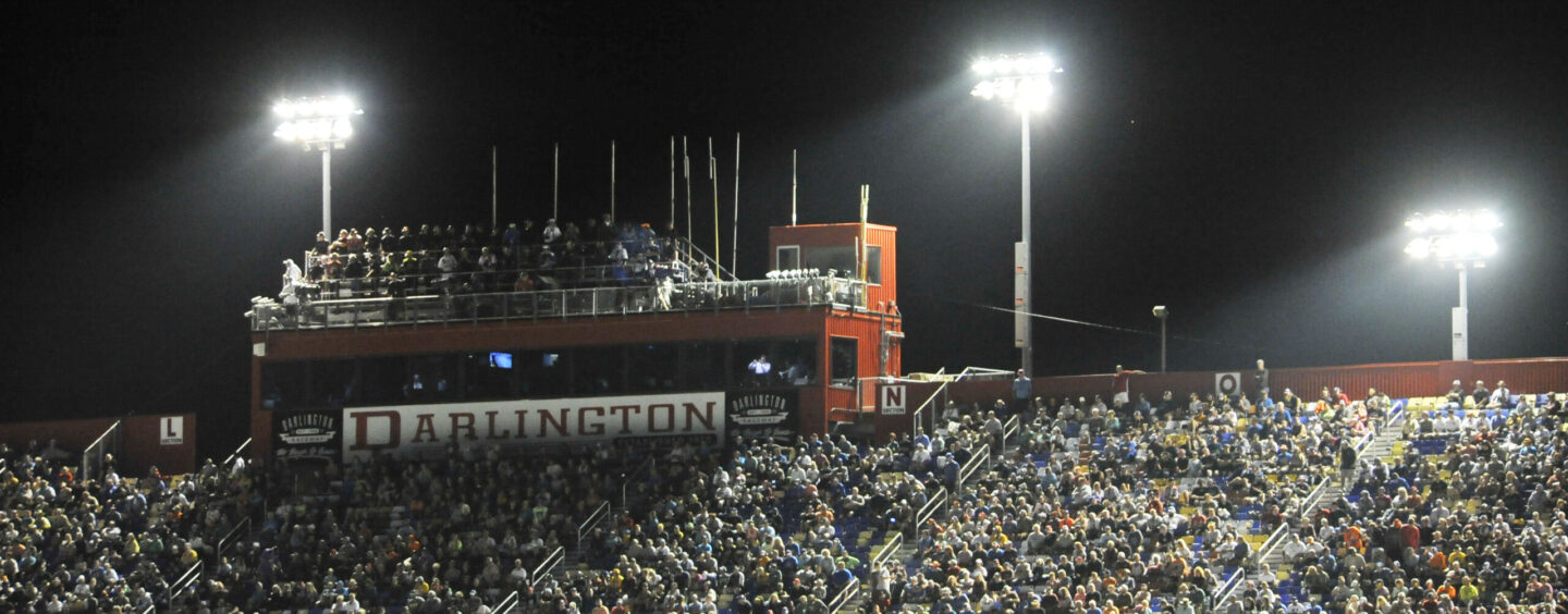 Darlington Raceway To Fully Open Grandstands For Fall NASCAR Race Weekend On Sept. 4-5
