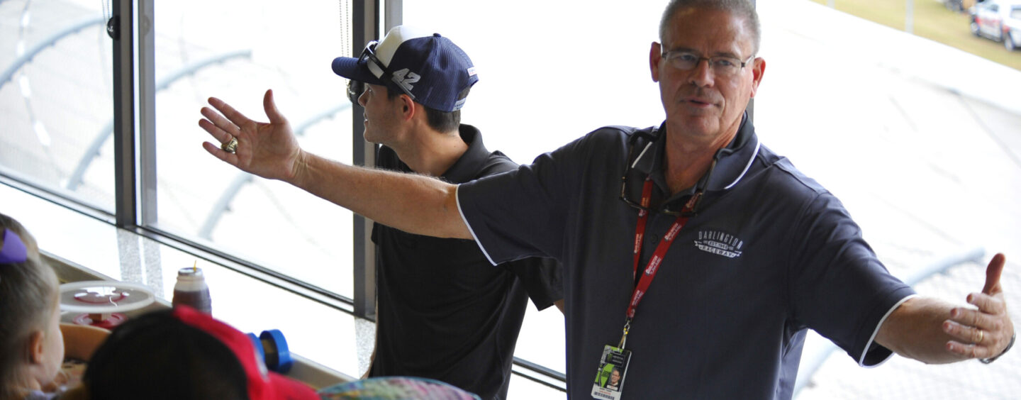 Darlington Raceway President Kerry Tharp Eager To Host The Return Of Mother's Day NASCAR Weekend