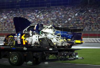 PHOTOS: 2021 NASCAR Camping World Truck Series North Carolina Education Lottery 200 At Charlotte Motor Speedway