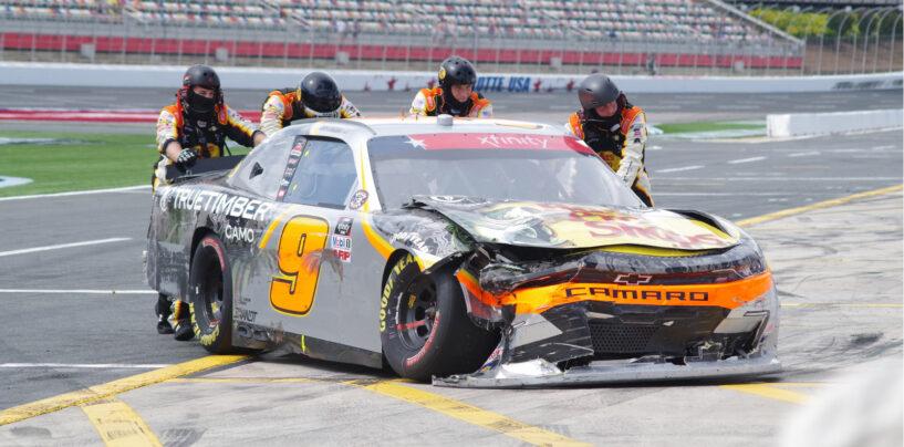 PHOTOS: 2021 NASCAR Xfinity Series Alsco Uniforms 300 At Charlotte Motor Speedway